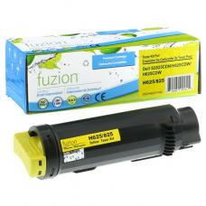 Compatible Dell 3P7C4 High Yield Toner Yellow Fuzion (HD)