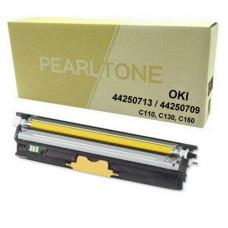 OKI C110 / 130 / MC160 Tone Jaune 2.5k (HD)