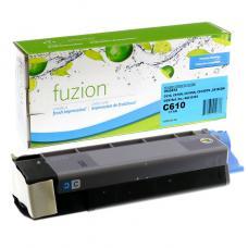 Compatible Okidata 44315303 Toner Cyan Fuzion (HD)