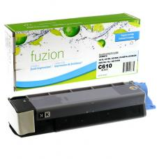 Compatible Okidata 44315304 Toner Noir Fuzion (HD)