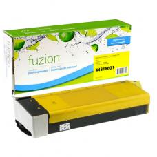 Okidata 43866101 Toner Jaune  Fuzion (HD)