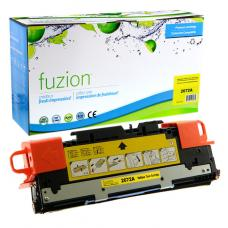Reman HP Q2672A (309A) Toner Yellow Fuzion (HD)