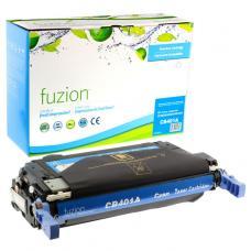 Recyclée HP CB401A (642A) Toner Cyan Fuzion (HD)