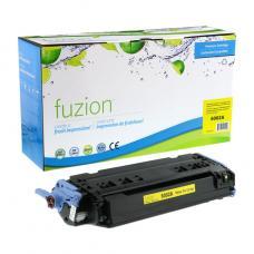 Reman HP Q6002A Toner Yellow Fuzion (HD)