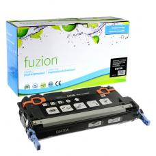 Reman HP Q6470A (501A) Toner Black Fuzion (HD)