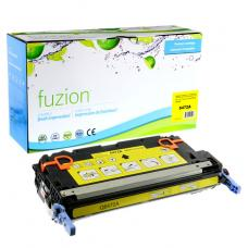 Reman HP Q6472A (502A) Toner Yellow Fuzion (HD)