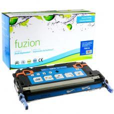 Reman HP Q7581A (503A) Toner Cyan Fuzion (HD)