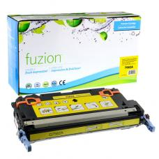 Reman HP Q7582A (503A) Toner Yellow Fuzion (HD)