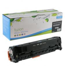 Recyclée HP CC530A Toner Noir Fuzion (HD)