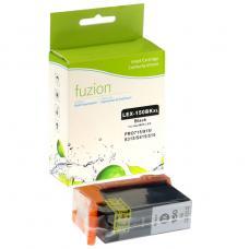 Compatible  Lexmark 150 XL Black Fuzion (HD)