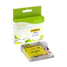 Compatible Brother LC20EY XXL Jaune Fuzion (HD)