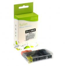 Compatible Canon CLI-8BK Noir Fuzion (HD)