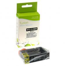 Compatible Canon BCI-3eBK / BCI3 Black Fuzion (HD)